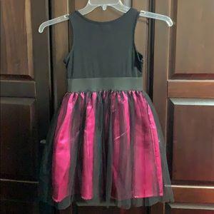 Dresses - Girls Sequins Dress